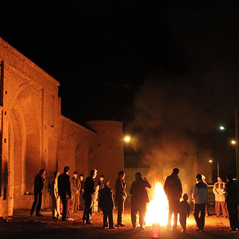 تور جشن سده در یزد