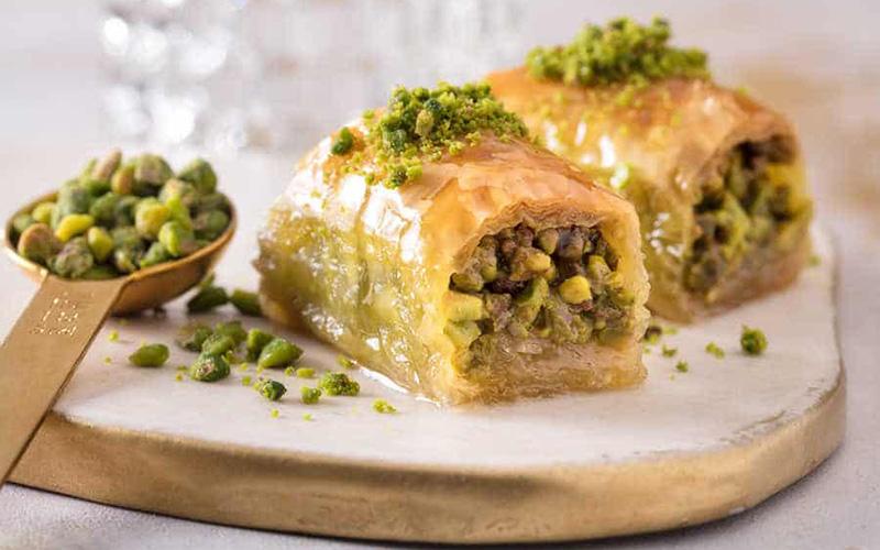 شیرینی باقلوا تبریزی