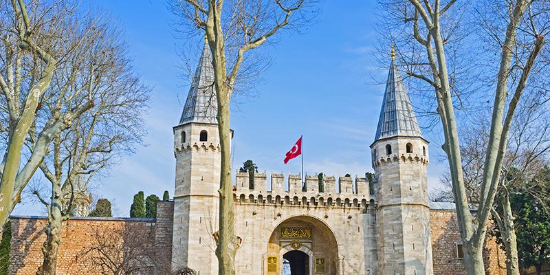 تور استانبول قصر توپکاپی