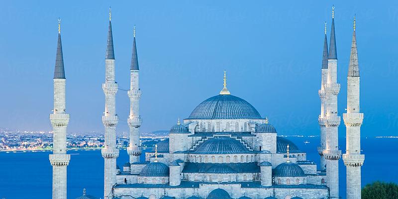 مسجد آبی- تور استانبول شاهسون سیر