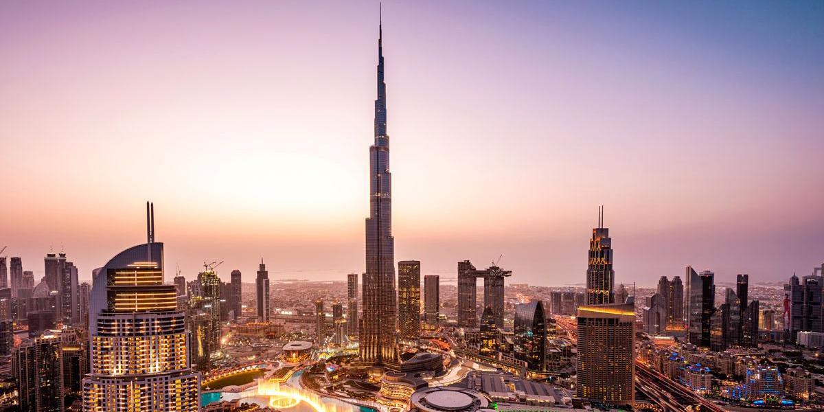 برج خلیفه تور دبی شاهسون سیر