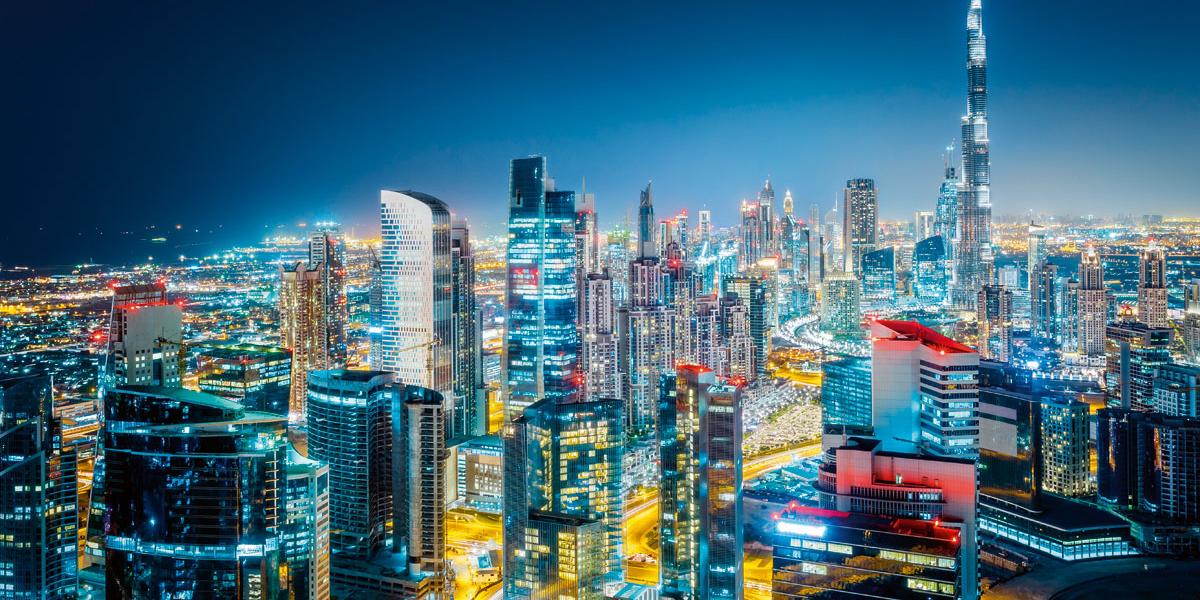خیابان شیخ زاید تور دبی شاهسون سیر
