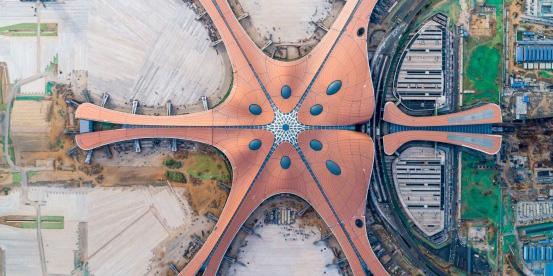 فرودگاه پکن تور پکن
