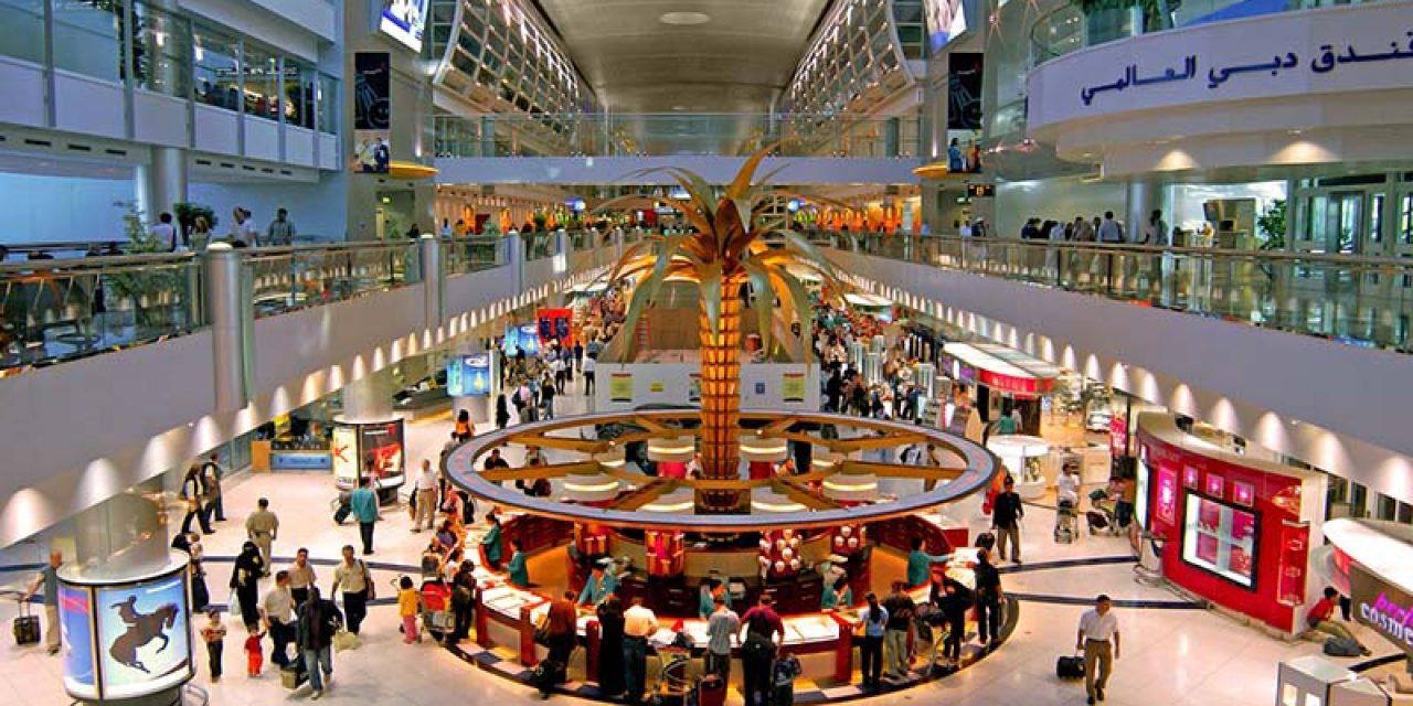 تور دبی فرودگاه دبی
