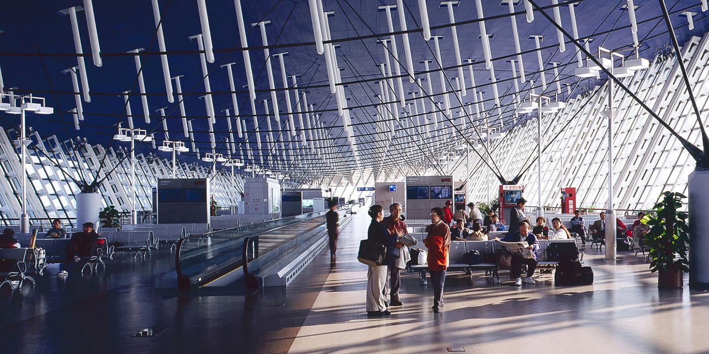 فرودگاه شانگهای