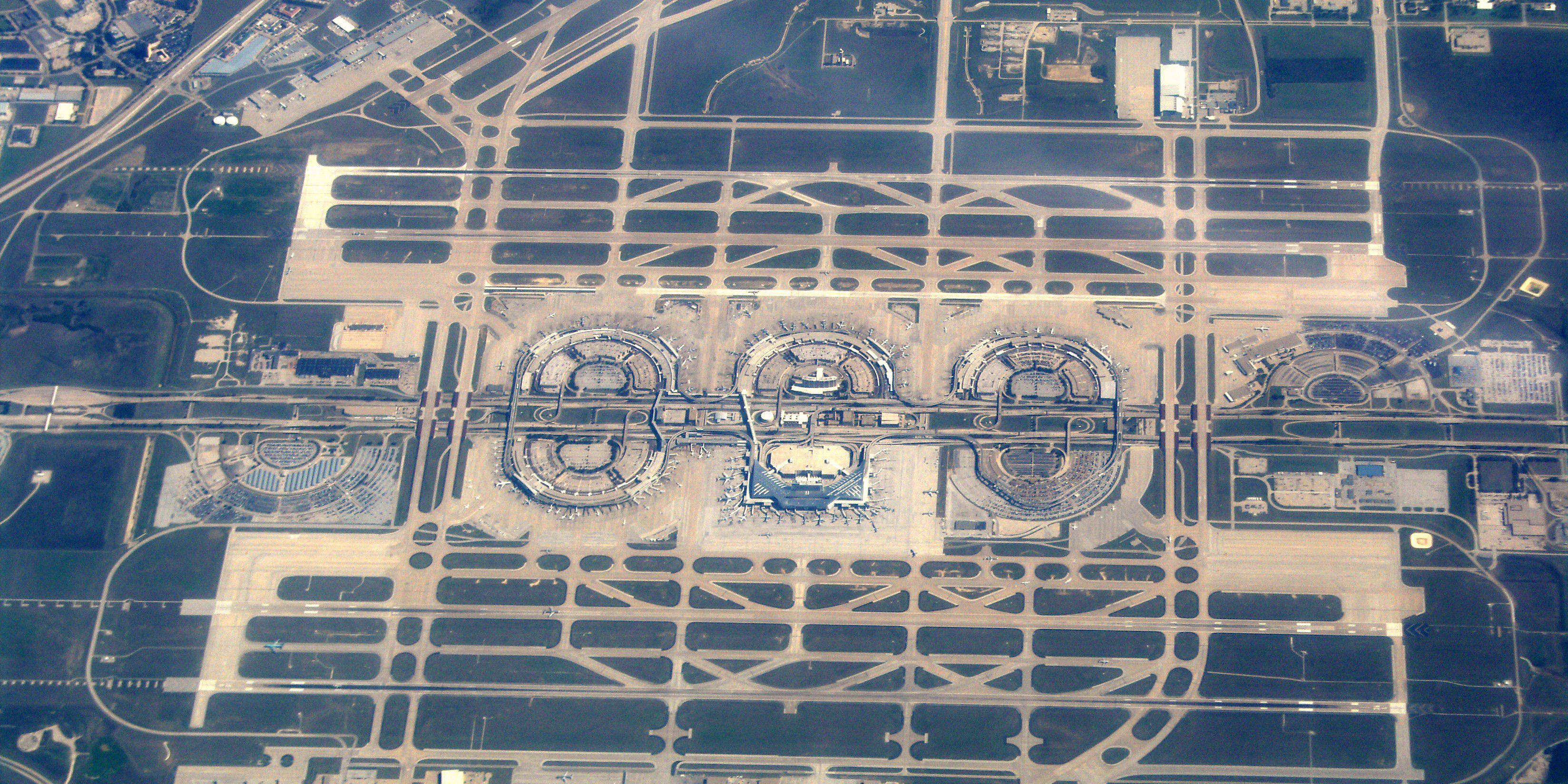 فرودگاه دالاس