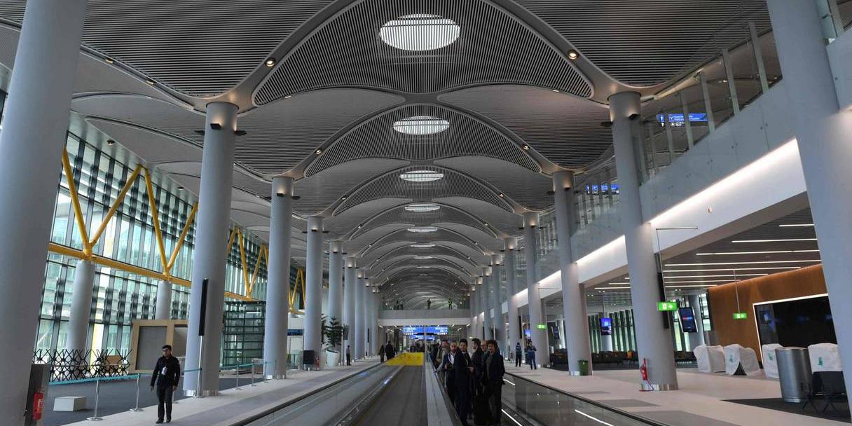 فرودگاه اتاترک