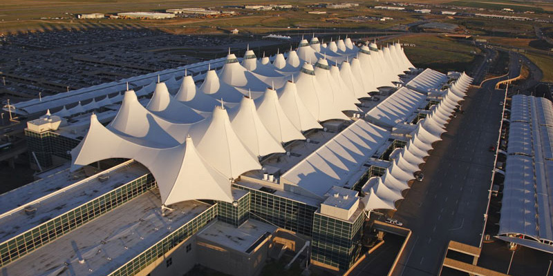 فرودگاه دنور