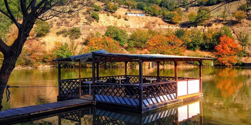 دریاچه شورمست پاییز 99 تور یکروزه